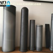 Silicon Nitride Riser Pipe and heater protection tube