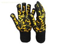Short Cuff Heat Resistant Safety Gloves/HRG-04
