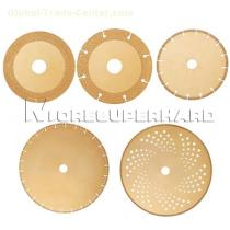 Vacuum Brazed Diamond Cutting Wheel