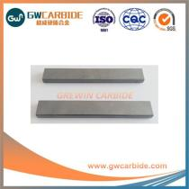 Cemented Tungsten Carbide Strip Blank Bars for Cutting