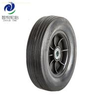 Solid tyres 10 inch solid rubber wheel for generator pressure washer hand cart wholesale