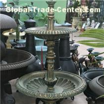 Aluminum Garden Decoration,Garden Decoration Iron Casting. Garden Decoration Casting Design, Iron Casting Flower Pot