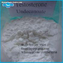 CAS 5949-44-0 Bodybuilding Steroids Powder Testosterone Undecylenate Powder 99% Purity jay at ycgmp dot com