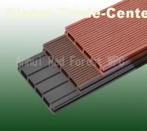 outdoor plastic lumber composite flooring