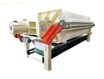 Programmed Filter Press with Conveyor