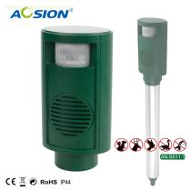 Aosion Outdoor Battery Powered Portable Ultrasonic Dog Repeller AN-B008
