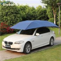 Semi Automatic Car Umbrella Protect Car