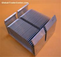 China good quality aluminum CPU heat sink
