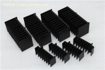 China good quality high power Vacuum cleaner heat sink supplier