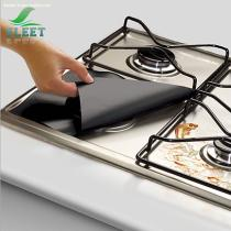 Kitchen Essentials Easy Cleaning Non-Stick Gas Stove Top Protector Liner Mat