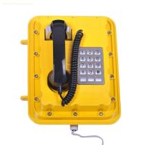 VoIP phone Waterproof protection to IP66 explosion proof Telephone