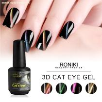 RONIKI 3D Cat Eye Gel Polish,Cat Eye Gel,Cat Eye Gel Polish,Cat Eye Gel Wholesaler,Variety Cat Eye Gel