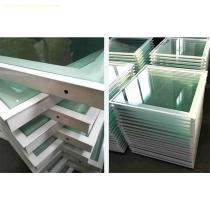 Toughened Glass Raised Floor