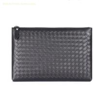 2019 China custom high quality fashion designed original manufacturer leather men clutch