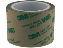 High Temperature 3M 467mp Transfer Double Sided Acrylic Adhesive Tape For Industrial Application