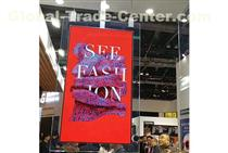 LED display gives full play to the concept of outdoor advertising media