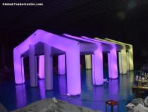 Click this to view the '5006624-Night Club Inflatable LED Tent for for Party, Event, Exibition  ' of the large image 2.