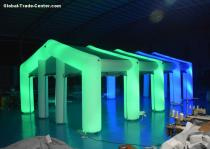 Click this to view the '5006624-Night Club Inflatable LED Tent for for Party, Event, Exibition  ' of the large image 3.