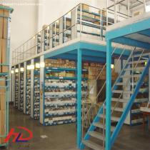 Warehouse Racking for Automotive Fittings