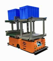 New Technical Fast Speed Warehouse Robot Trackless Slam Lifting Backup Agv
