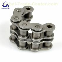 Factory production No MOQ 08B-2 duplex roller chain can processing with supplied drawings for drive system