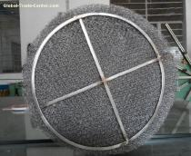 6mm-1000mm knittrd wire mesh used in chemistry, metallurgy