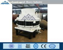 High crushing ratio hydraulic cone crusher