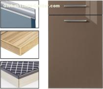 PET film Kitchen Cabinet Doors