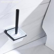 Ss Square Toilet Brush Holder