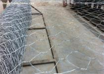 Heavy Zinc Coated Gabion Wire Mesh For Erosion Protection Structures