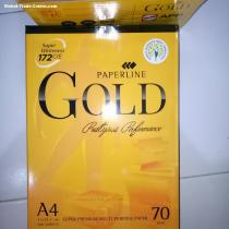 PaperLine Gold A4 Copier Photocopy Printing Copy Paper 80gsm 75gsm 70gsm