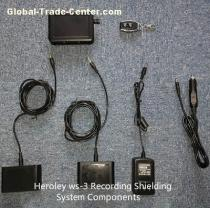 WS-3 Defender Recording Shielding System, economical product, no discomfort