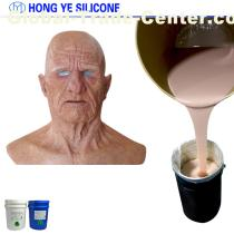Eco-friendly Platinum cure silicone rubber with FDA food grade skin safe silicone rubber