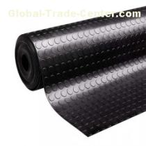 Anti-slip Round Button Rubber Sheet