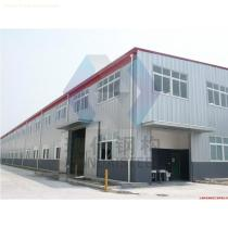 China manufacture Fabrication  steel structures for workshop warehouse hangar building