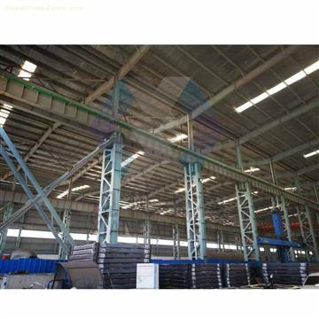 Prefabricated Light Steel Structure Warehouse in China