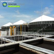 Bolted steel water tanks for potable water storage project In Costa Rica
