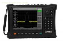 Portable network  spectrum analyzer  for signal and equipment test
