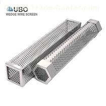 Custom 304 Stainless Steel Pellet Smoker Tube, BBQ Smoking Pipe, Supplier