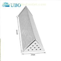 12 Inches Stainless Steel Triangular BBQ Smoking Tubes