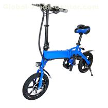 China electric bicycle 350w electric bike 14 inch electric fat bike fat tire electric bike