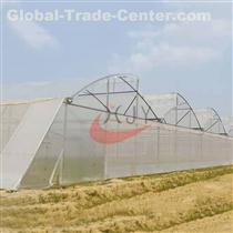 Saw Tooth Greenhouse  China Glass Greenhouse manufacturer