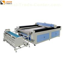 HONZHAN HZ-1325F Large Format Industrial Auto Feeding Co2 Laser Cutting and Engraving Machine