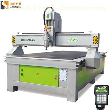 HONZHAN HZ-R1325 CNC Router use Weihong Nc Studio Control Software