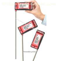 """Stick"" Digital Thermometer Readout"