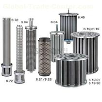 Candle Filters  Candle Filters supplier  custom Candle Filters