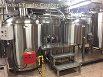 500L brewery equipment,5HL beer brewing system