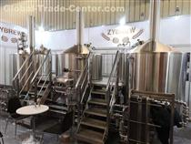 1000L micro brewery equipment,10Hl beer brewing system