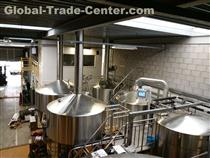 3000L micro brewery equipment,30Hl beer brewing system