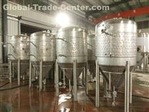 conical fermenter,fermentation tank,unitank